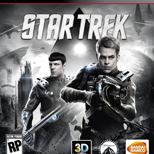Star Trek game trailer is out: Star Trek Salvation
