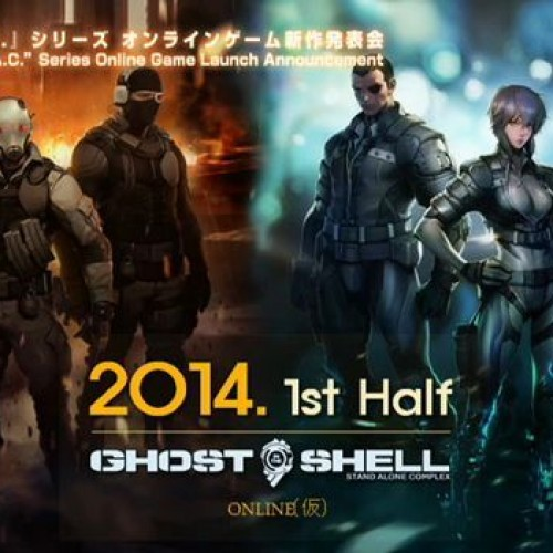 Ghost in the Shell: Arise casting, artworks, and more news