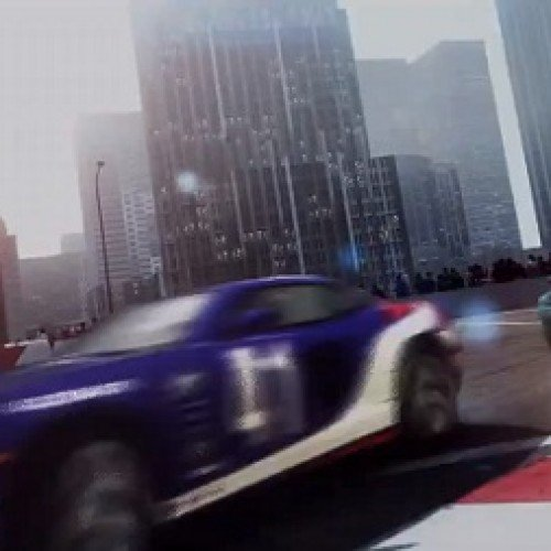 Get the briefest of glimpses of sleek car racing, GRID 2 teaser