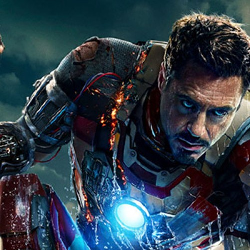 Amazing Iron Man 3 poster revealed; New trailer's release date confirmed