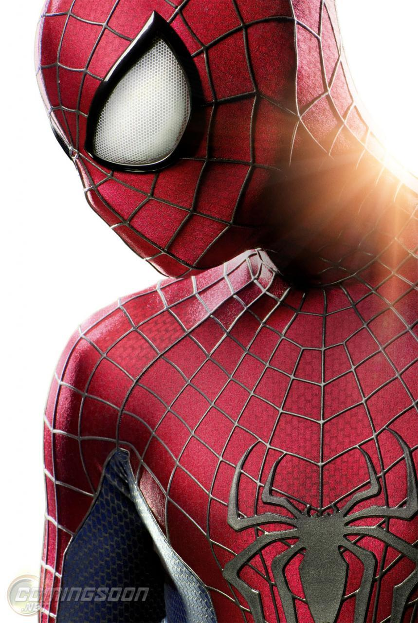 The Amazing Spider Man 2 S New Suit Looks Closer To The Comics