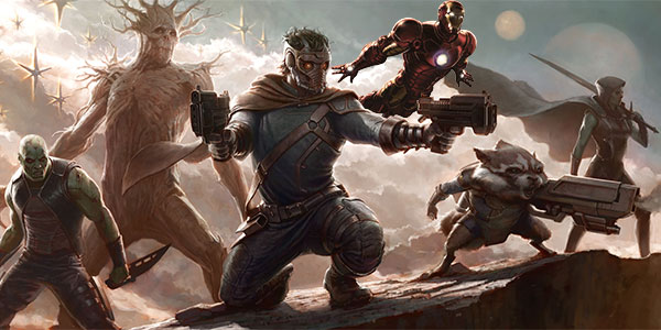 Guardians Of The Galaxy Iron Man Rumor Patrol: Is Iron ...