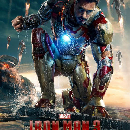 New action-packed Iron Man 3 trailer reveals the Iron Legion