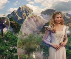 oz the great and powerful bubbles