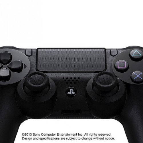 A closer look at the PlayStation 4's DualShock 4