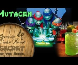 secret of the booze - mutagen cocktail