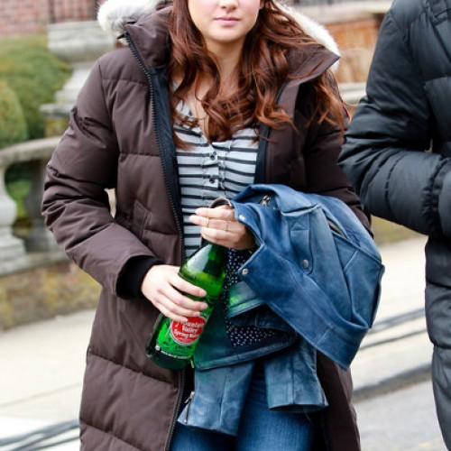 So this is how Mary Jane looks like in Amazing Spider-Man 2