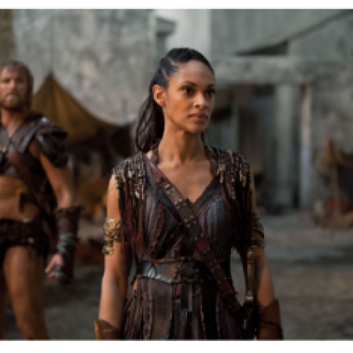 Check out these clips from Spartacus: War of the Damned episode 3