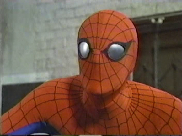 spider-man tv