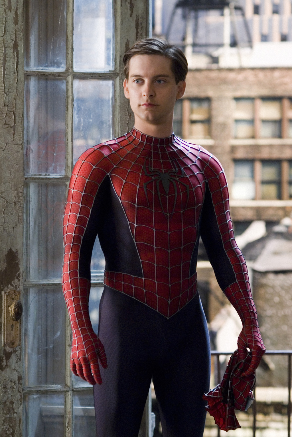 Tobey maguire black spiderman - photo#7