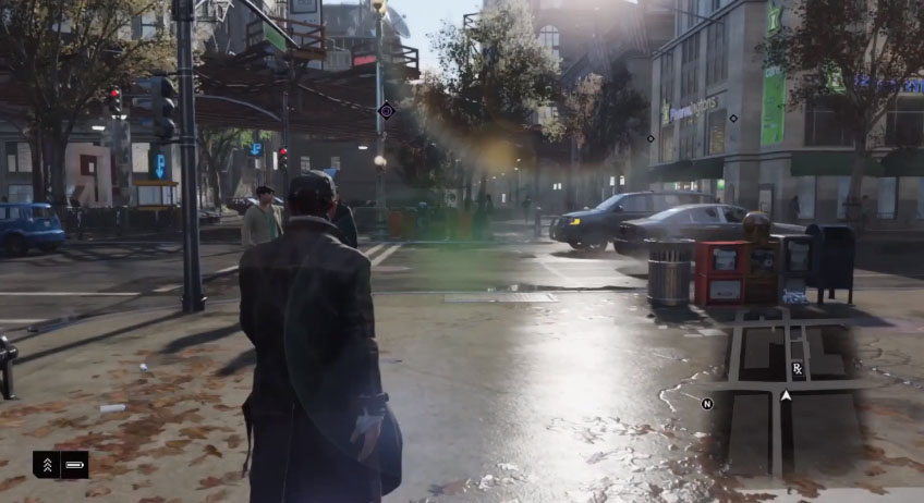 Ubisoft's Watch Dog Gets New Gameplay Footage And Will Be
