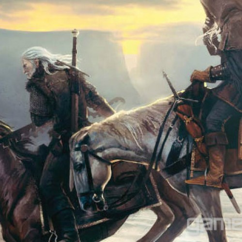 The Witcher 3 revealed in Game Informer cover art