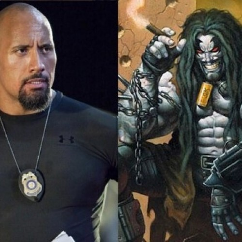 The Rock confirms DC movie involvement – Could it be Lobo?