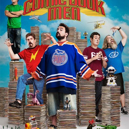 NR Contest: 5 Kevin Smith-signed t-shirts to give away