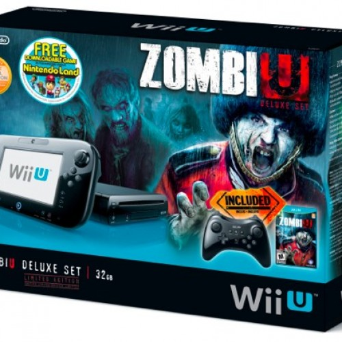 Wii U ZombiU Deluxe Set shambles onto the retail scene for $389.99