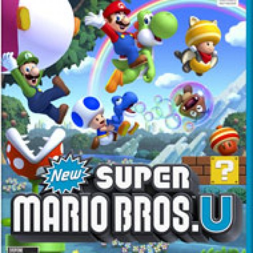 New Super Mario Bros Wii U: Old Traditions, New Additions
