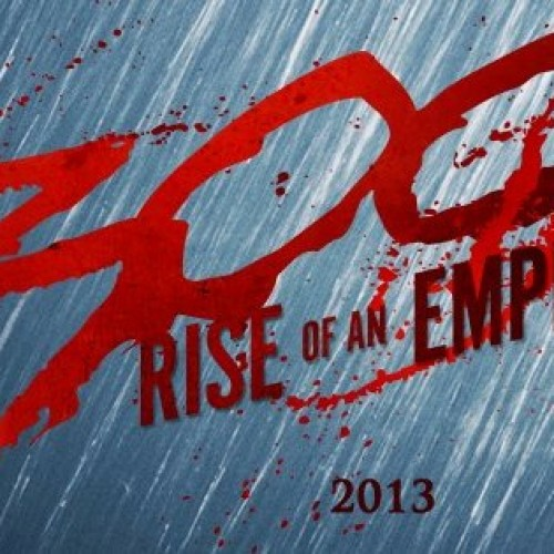 300: Rise of an Empire logo released