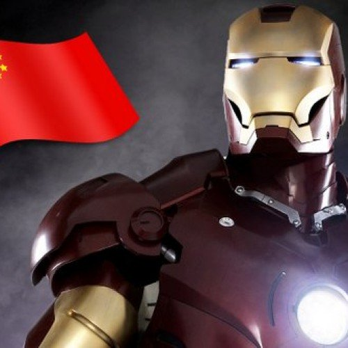 So China will have extra footage for Iron Man 3