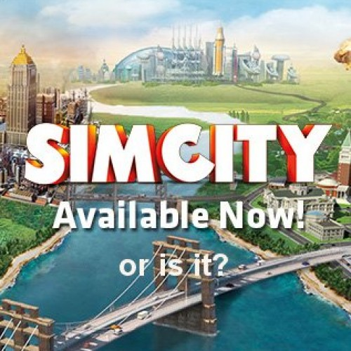 Fail of the week: EA is offering a free EA PC game to anyone who purchased SimCity