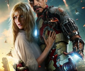 Iron Man 3 Tony and Pepper
