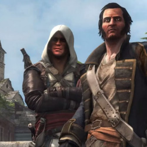 Check out the Assassin's Creed IV Black Flag gameplay footage