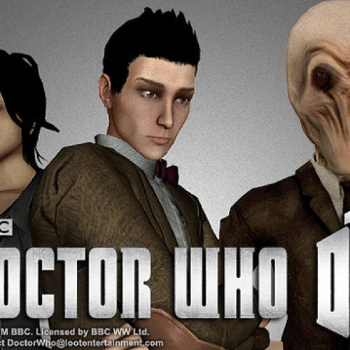 Now YOU can be The Doctor on PS3