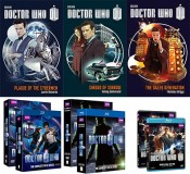 Doctor Who Blu-ray and Books