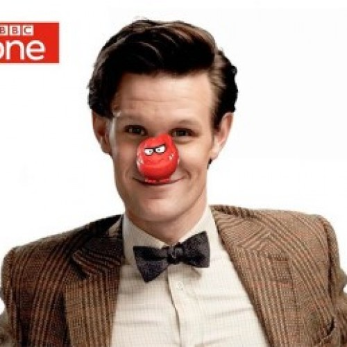 The Doctor on Comic Relief 2013