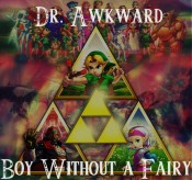 Dr Awkward - Boy Without a Fairy Cover