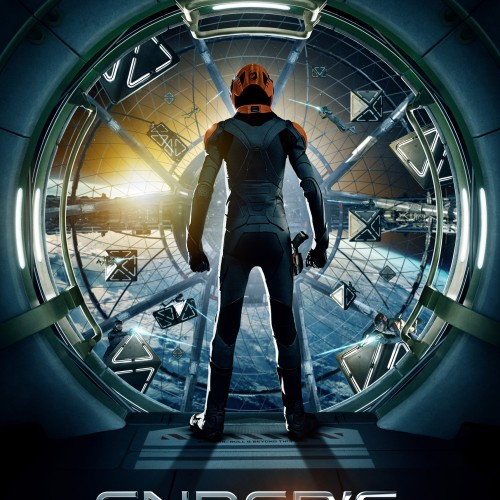 Ender's Game:  Ain't no party like a zero gravity party!