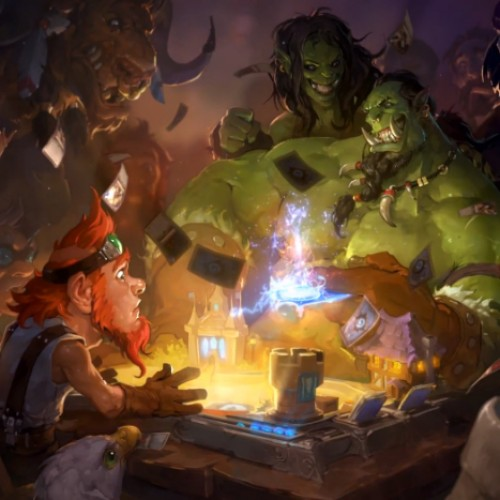 Blizzard reveals F2P card game at PAX East