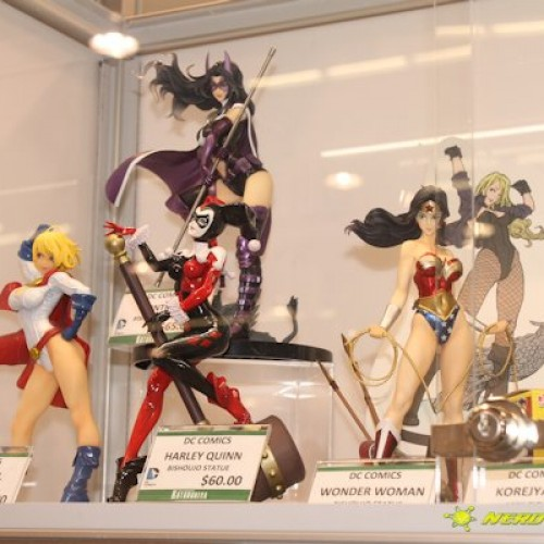Wondercon 2013: Kotobukiya Spring Preview 2013