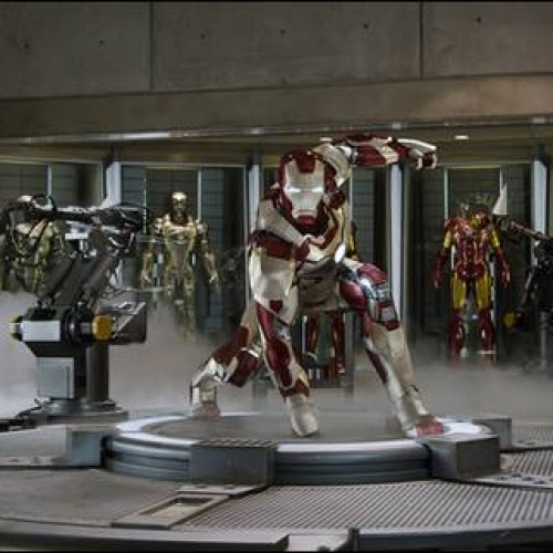 Tony Stark and Mandarin get mad at each other in Iron Man 3 TV spot