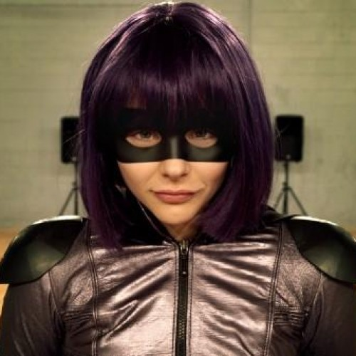 Hit-Girl's Chloe Moretz responds to Jim Carrey's non-support for Kick-Ass 2