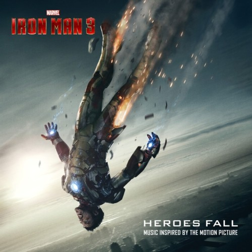 Heroes Fall: Music inspired by Iron Man 3 announced