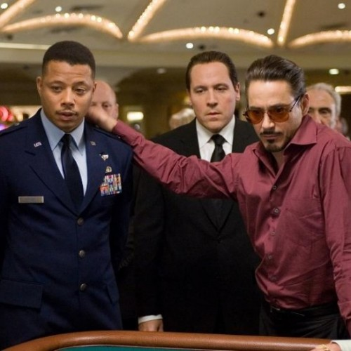 Terrence Howard puts Robert Downey Jr on blast for not helping him reprise his role in Iron Man 2