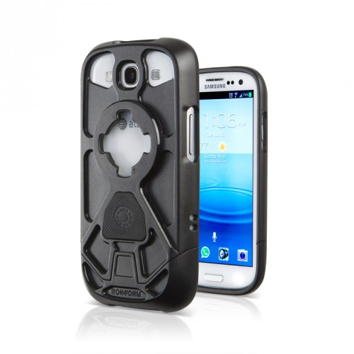 Rockform protects your Galaxy III with the Rokbed v3