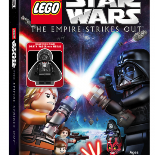 Contest: Lego Star Wars: The Empire Strikes Out DVD