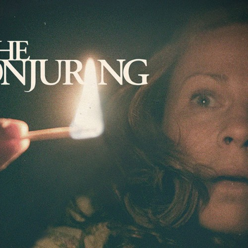 Fear the clap in the 'The Conjuring' trailer
