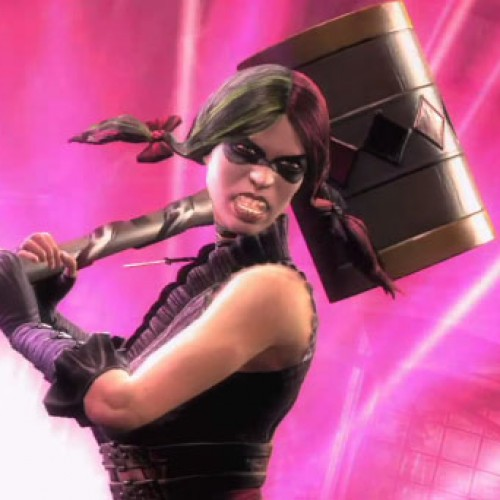 Injustice: Gods Among Us gets a Harley Quinn and Doomsday story trailer