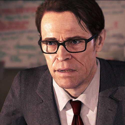Beyond: Two Souls – Willem Dafoe and release date revealed