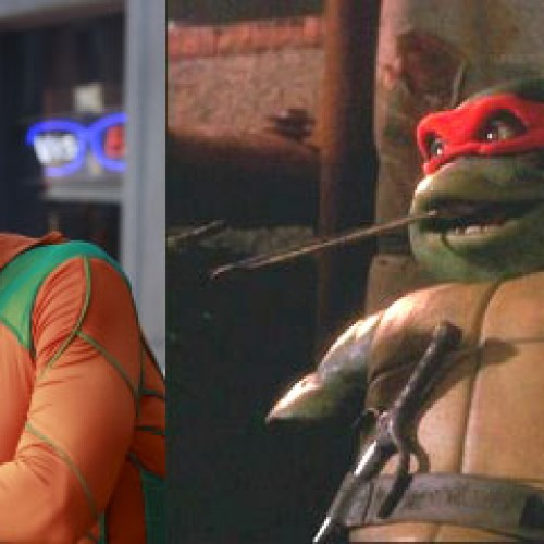 Raphael has been cast for Michael Bay's Teenage Mutant Ninja Turtles