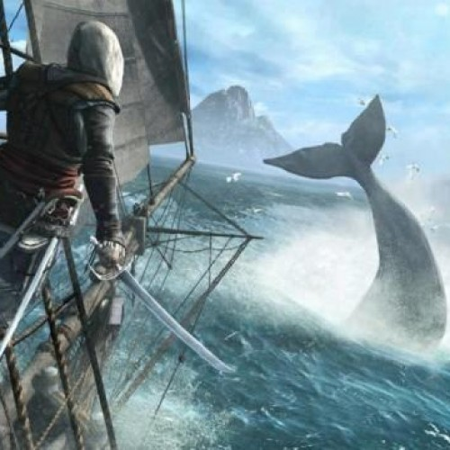 Ubisoft responds to PETA about whale hunting