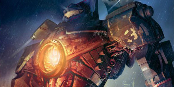 Gipsy Danger is the latest Pacific Rim Jaeger poster ... Pacific Rim Gipsy Danger Poster
