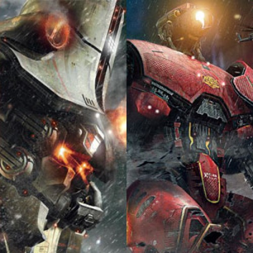 4 Pacific Rim Jaeger posters revealed