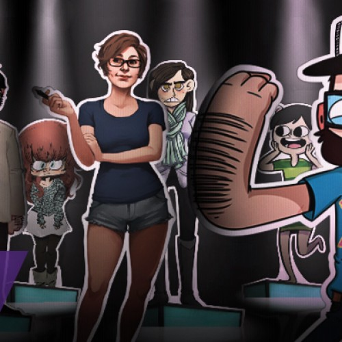 Penny Arcade's reality show is now online