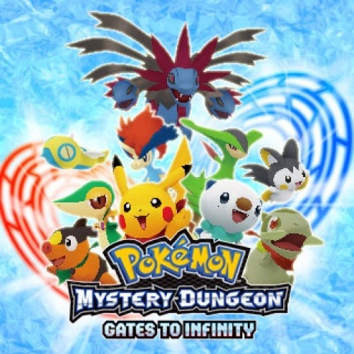 Nintendo Download – Pokémon Mystery Dungeon: Gates to Infinity chooses you