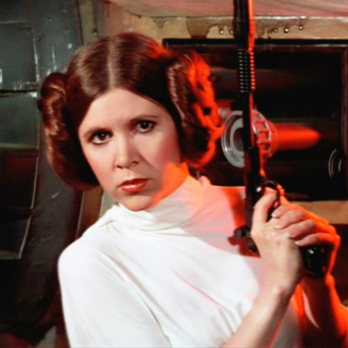 Carrie Fisher confirms her return as Princess Leia in Star Wars Episode VII
