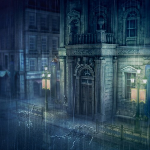 'rain' is now available today on PSN