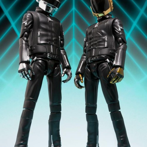 Daft Punk action figures to be released after new album